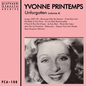 Unforgotten Volume 4