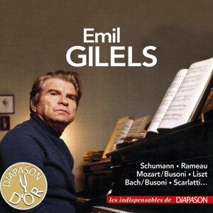 Oeuvres de Bach, Liszt, Mozart, Rameau, Scarlatti & Schumann (Les indispensables de Diapason)