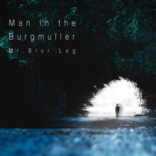 Man in the Burgmuller アルバムカバー