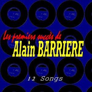 Les premiers succès de Alain Barrière - 12 Songs