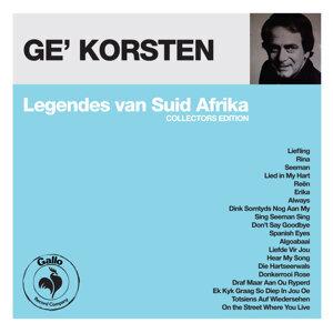 Legendes Van Suid Afrika