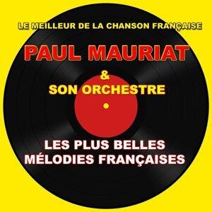 Paul Mauriat et son Orchestre - Les plus belles mélodies Françaises