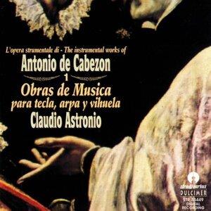 De Cabezon: Obras De Musica Para Tecla, Arpa Y Vihuela Vol.1