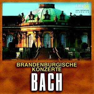 Brandenburgische Konzerte Nr. 4, 5 & 6 CD 1
