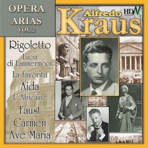 Alfredo Kraus : Opera Arias, Vol. II