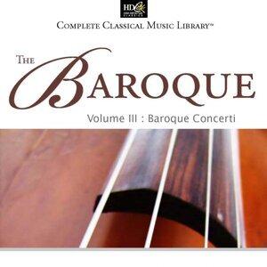 The Baroque: Vol. 3: Baroque Concerti - Jean Sebastien Bach - Concerti For Keyboards