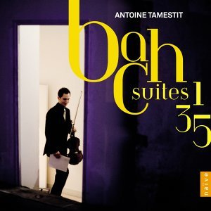 Bach: Suites No. 1, No. 3, No. 5