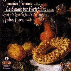 Domenico Cimarosa : Le Sonate Per Fortepiano - Complete Sonatas for Fortepiano Vol 2