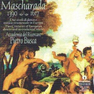 Mascharada : Due Secoli Di Danze E Musica Strumentale In Europa - European dances & instrumental music 1390-1617