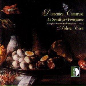 Domenico Cimarosa : Le Sonate Per Fortepiano - Complete Sonatas for Fortepiano Vol 3
