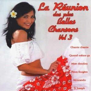La Réunion des plus belles chansons, Vol. 3