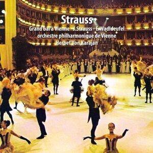 Strauss : Grand bal à Vienne