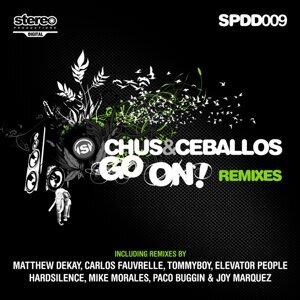 Go On Remixes