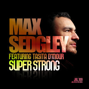Superstrong (feat. Tasita D'Mour) - EP