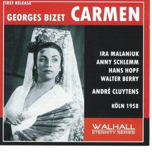 Georges Bizet : Carmen - Köln 1958