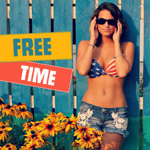 Free Time – Best Holiday Chill Out Music, Relax on the Beach, Relaxing Waves, Cocktails & Drinks Under Palms, Ibiza Lounge, Summer Chill