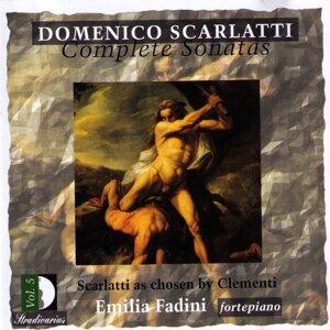 Scarlatti: Complete Sonatas Vol.5: Scarlatti As Chosen By Clementi