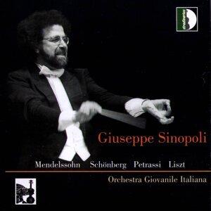 Mendelssohna, Schönberg, Petrassi, Liszt