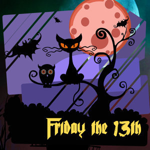 Friday the 13th - Horror Music for Halloween Party, Dark Scary Stories and Jump Scares