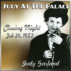 Judy At The Palace