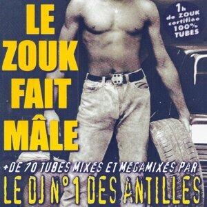 Le Zouk fait mâle, Vol. 1