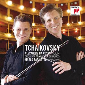 Tchaikovsky: Violin Concerto - Francesca da Rimini