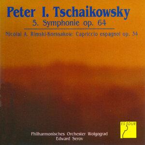 Tchaikovsky: Symphony No. 5 - Rimsky-Korsakov: Capriccio espagnol