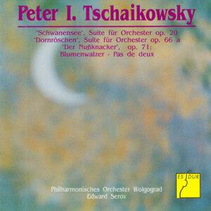 Tchaikovsky: The Sleeping Beauty Suite - The Nutcracker Suite - Swan Lake Suite
