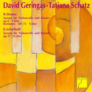 Strauss: Cello Sonata - Schulhoff: Cello Sonata