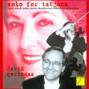 Solo for Tatjana
