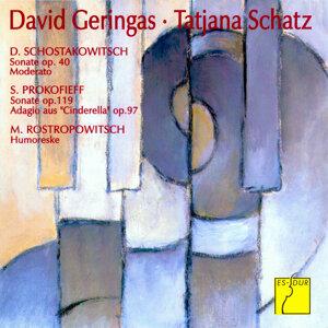 Shostakovich: Cello Sonata - Prokofiev: Cello Sonata - Rostropovich: Humoresque