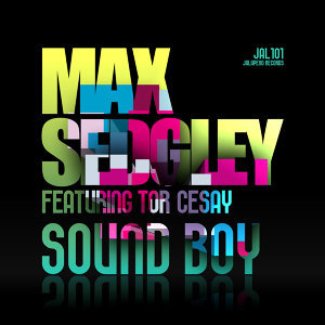 Sound Boy (feat. Tor Cesay) - EP