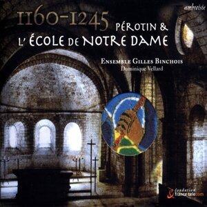 1160-1245 Pérotin et l'école de Notre Dame