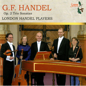 Handel: Op. 2 Trios Sonatas