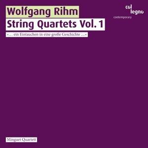 Wolfgang Rihm: String Quartets Vol. 1