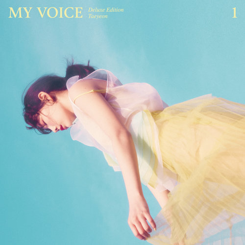 My Voice - The 1st Album / Deluxe Edition