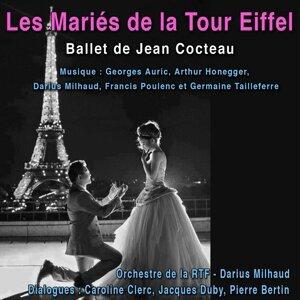 Les mariés de la tour Eiffel