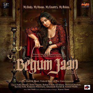 Begum Jaan (Original Motion Picture Soundtrack)