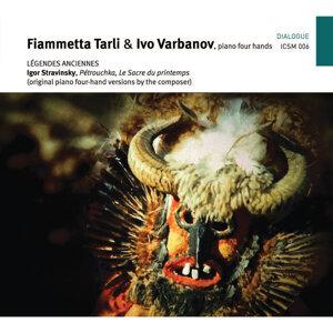 Stravinsky: Petrushka & Le sacre du printemps (Version for Piano 4 Hands)