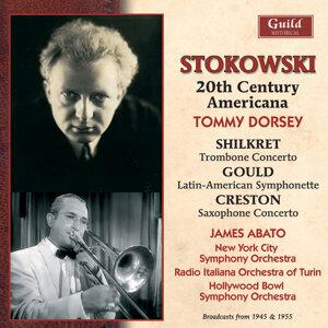 Leopold Stokowski: 20th Century Americana (Live)