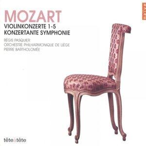 Mozart: Violinkonzerte 1-5 (Konzertante Symphonie)