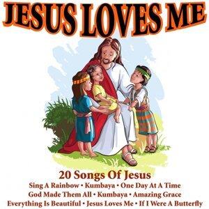 Jesus Loves Me - 20 Songs of Jesus