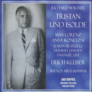 Richard Wagner : Tristan Und Isolde - Buenos Aires 18.09.1938