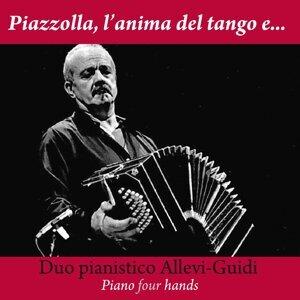 Piazzolla, l'anima del tango e... - Duo pianistico: Piano Four Hands