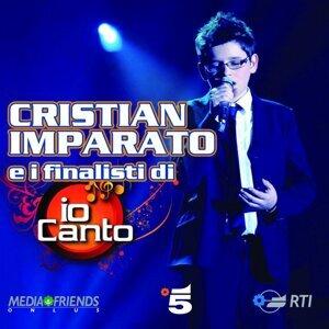 Cristian imparato e i finalisti - io canto