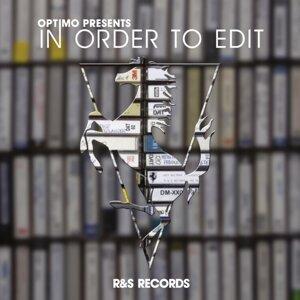 In Order To Edit - Sampler Version