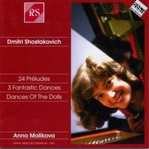Shostakovich: 24 Préludes, 3 Fantastic Dances & Dances of the Dolls