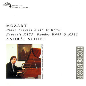 Mozart: Piano Sonatas Nos. 16 & 17 & Other Piano Works