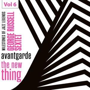 Milestones of Jazz Legends - Avantgarde the New Thing, Vol. 6