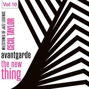 Milestones of Jazz Legends - Avantgarde the New Thing, Vol. 10